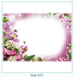 love Photo Frame 313