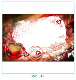 love Photo frame 315