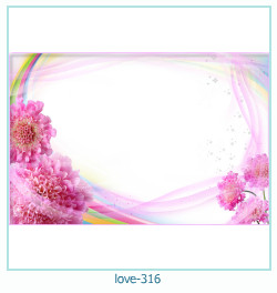 love Photo Frame 316