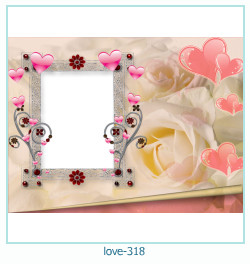 love Photo Frame 318