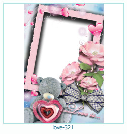 love Photo Frame 321