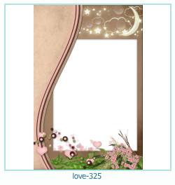 love Photo frame 325