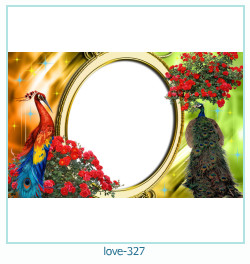 love Photo frame 327