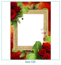 love photo frame 330