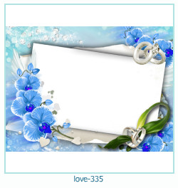 love Photo Frame 335