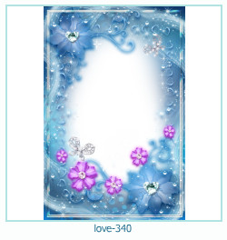 love Photo frame 340