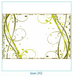 love Photo frame 342