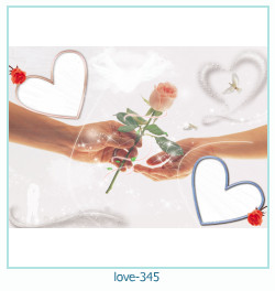 love Photo Frame 345