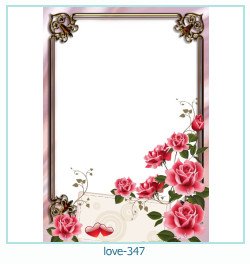love Photo Frame 347