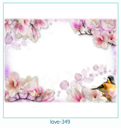 love Photo Frame 349