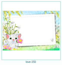 love Photo Frame 350