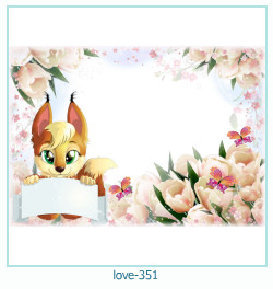 love Photo Frame 351