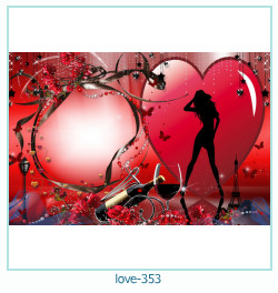 love Photo Frame 353