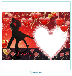 love Photo Frame 354