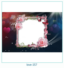 love Photo Frame 357