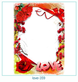 love Photo Frame 359