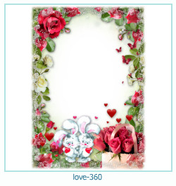 love Photo Frame 360