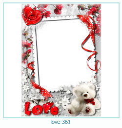 love Photo Frame 361