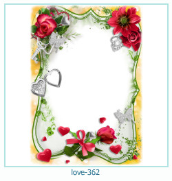 love Photo Frame 362