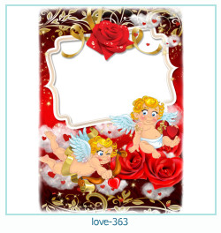 love Photo frame 363
