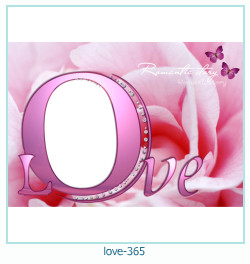 love Photo Frame 365
