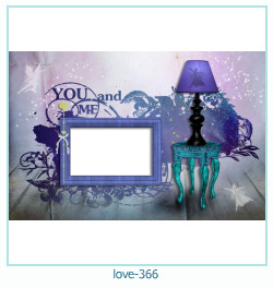love Photo Frame 366