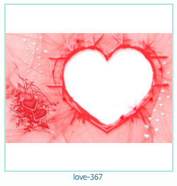 love Photo Frame 367