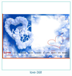 love Photo Frame 368