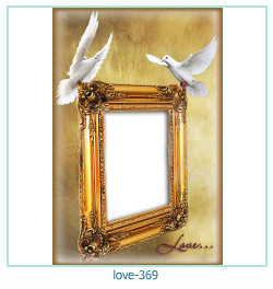 love Photo Frame 369