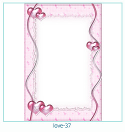 love Photo frame 37