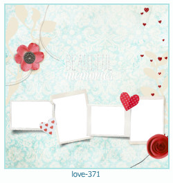 love Photo Frame 371