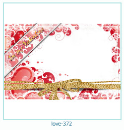 love Photo Frame 372