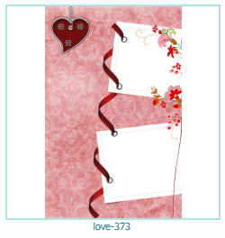 love Photo frame 373