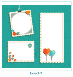 love Photo frame 374