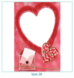 love Photo frame 38