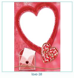 amor Photo marco 38