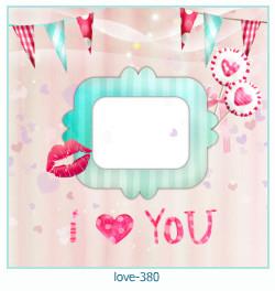 amor Photo marco 380