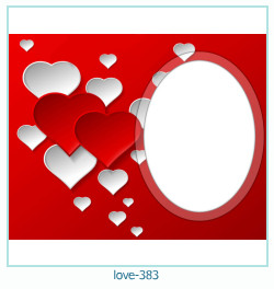 love Photo frame 383