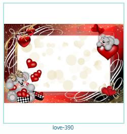 love Photo Frame 390