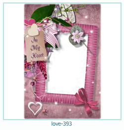 love Photo frame 393