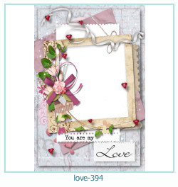 love Photo frame 394