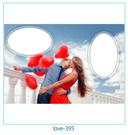 love Photo frame 395