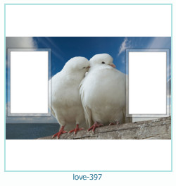 love Photo frame 397