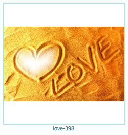 love Photo frame 398
