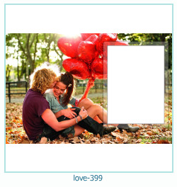 love Photo frame 399