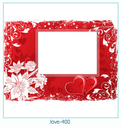 love Photo frame 400