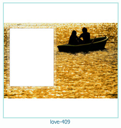 love Photo frame 409
