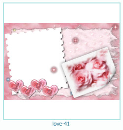 love Photo frame 41