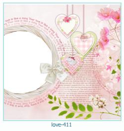 amor Photo marco 411