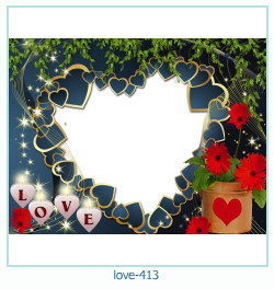 love Photo frame 413